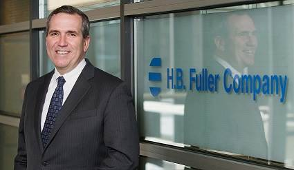 Jim Owens, CEO and President of H.B. Fuller.