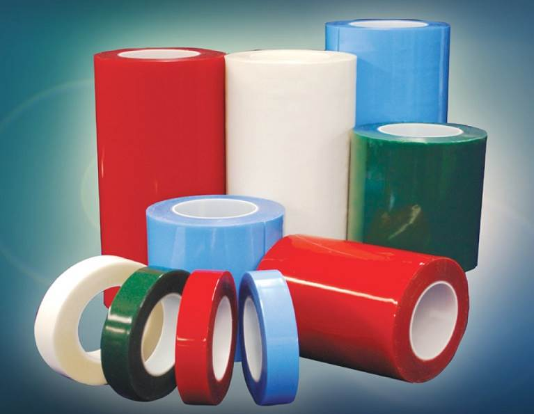High-bond acrylic tapes in a variety of sizes and colors.